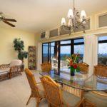 Kapalua Ridge Villa 414 - Dining Table
