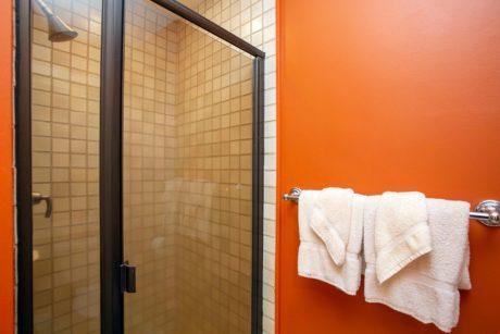 Kapalua Ridge Villa 414 - Master Bathroom Shower