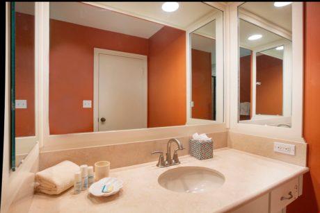 Kapalua Ridge Villa 414 - Master Vanity Sink