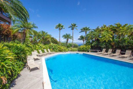 Kapalua Ridge Villa Pool