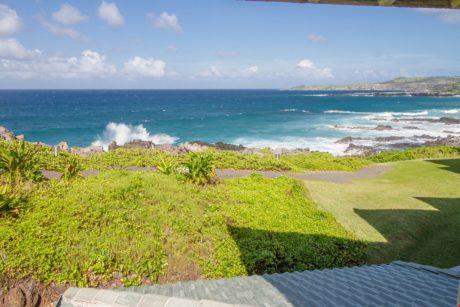 View to Kapalua Beach