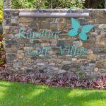 Kapalua Golf Villas Entrance
