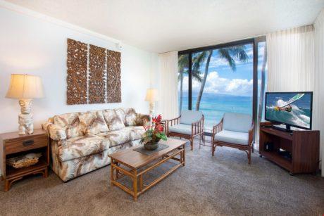 Living Room (left side view)