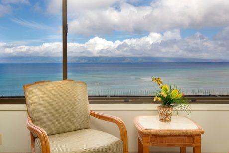 Sands of Kahana 272- View off Living Room