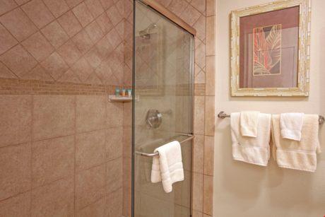Sands of Kahana 272- Master Bathroom Shower