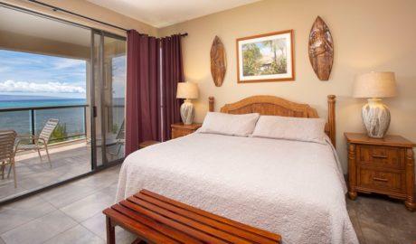 Sands of Kahana 315 - Master Bedroom