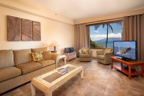 Sands of Kahana 315 - Living Room