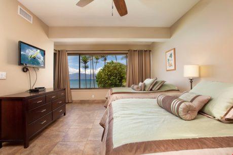 Sands of Kahana 315 - Guest Bedroom