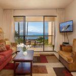 Sands of Kahana 318 Living Room 2