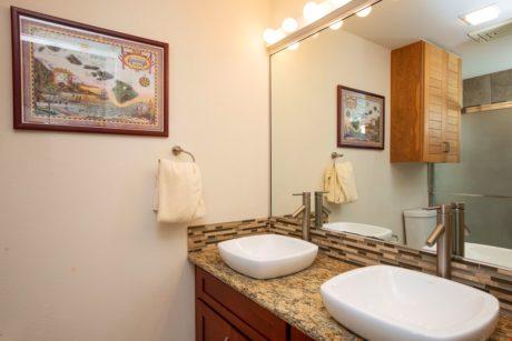 Sands of Kahana 318 Master Bathroom