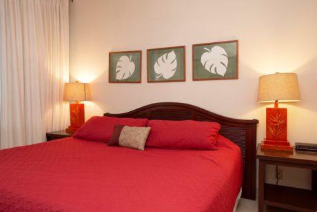Sands of Kahana 318 Master Bedroom