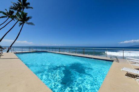 Puamana Ocean Pool