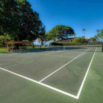 Puamana Tennis Court 2