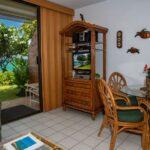 Lanai View & Dining area