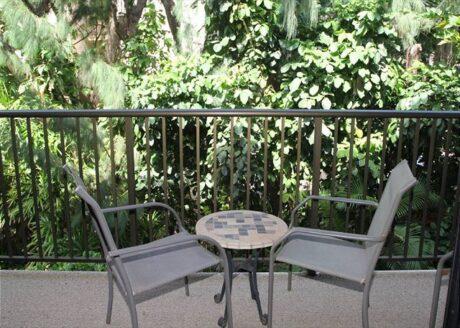 Lanai - Garden View