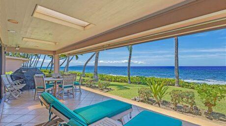 Puamana 160-4 Premium Oceanfront