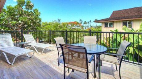 Puamana 153-6 Premium Garden View