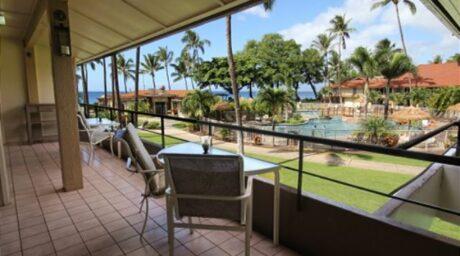 Maui Kaanapali Villas #E291 Ocean View