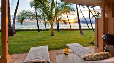 Puamana 43-4 Premium Oceanfront