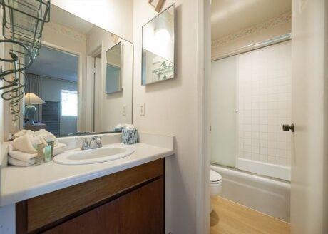 Kahana Sunset B3B bathroom