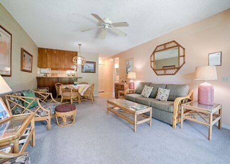 Kahana Sunset B3B living room