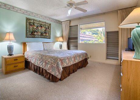 Kahana Sunset B3B bedroom