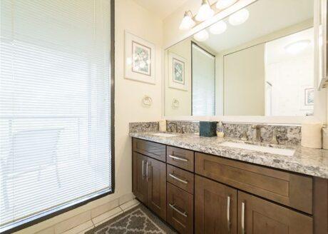 Sands of Kahana 237 guest bathroom vanity