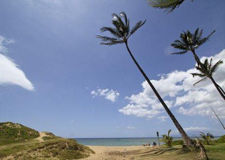 Kihei Garden Estates is a two-minute walk from a sandy beach in
