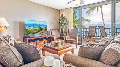 Maui Penthouse Paki Maui #421