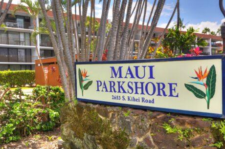 Maui Parkshore 116 Kihei